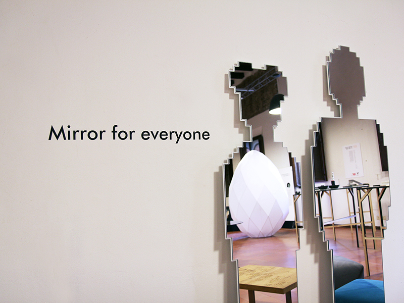 Mirror for everyone