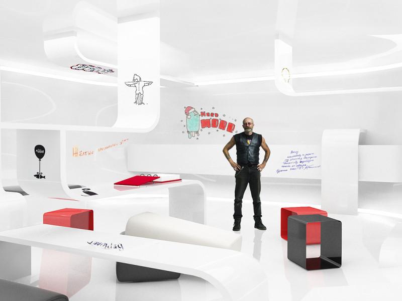 концепт комнаты желаний