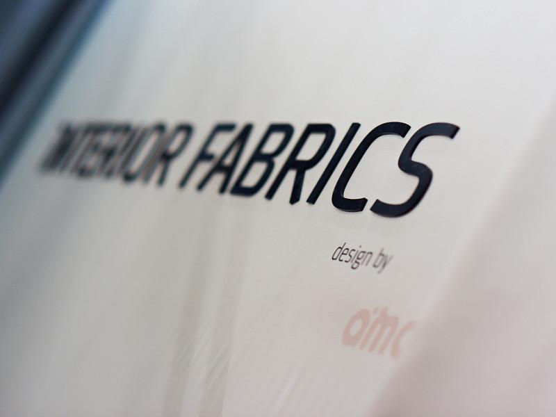 стенд Interior Fabrics